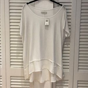Abercrombie & Fitch tee. NWT